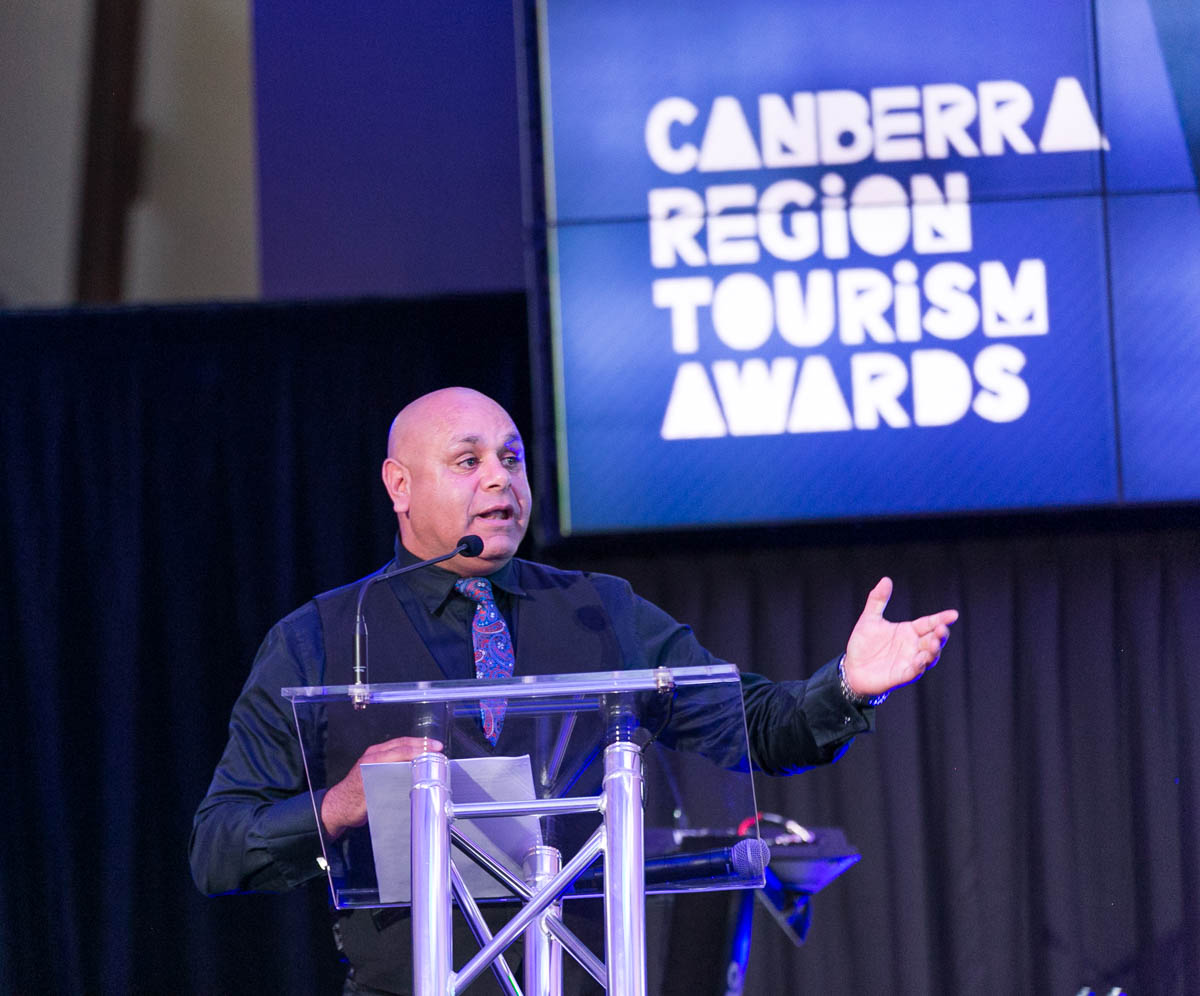 ACT Region Tourism Awards 2017.